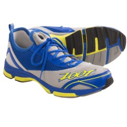 Zoot Sports Kapilani 2.0 Running Shoes (For Men) in Light Grey/Zoot Blue/Volt