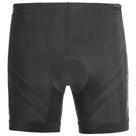 "Zoot Sports Performance Tri Shorts - 6"", UPF 50+ (For Men) in Black"