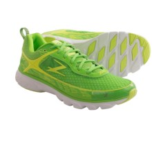Zoot Sports Solana Running Shoes (For Men) in Green Flash/Safety Yellow - Closeouts