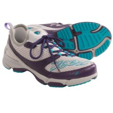 Zoot Sports TT Trainer Running Shoes (For Women) in Light Grey/Blackberry/Reef - Closeouts