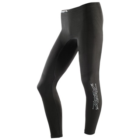 Zoot Sports Ultra CompressRx Thermal Tights (For Men and Women) in Black