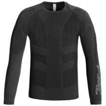 Zoot Sports Ultra CompressRx Top - Long Sleeve (For Men and Women) in Black - Closeouts