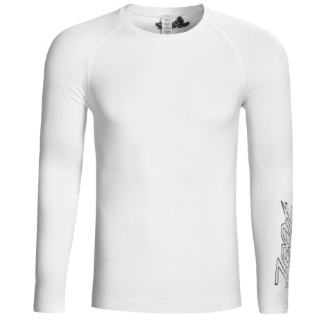 Zoot Sports Ultra CompressRx Top - Long Sleeve (For Men and Women) in White