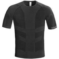 Zoot Sports Ultra CompressRx Top - Short Sleeve (For Men and Women) in Black