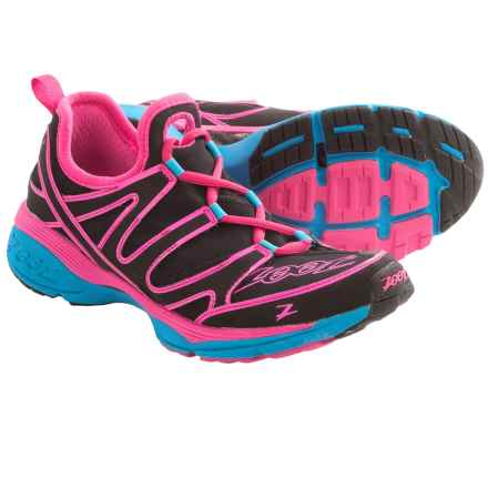Zoot Sports Ultra Kalani 3.0 Running Shoes (For Women) in Black/Pink Glow/Atomic Blue - Closeouts