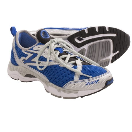 Zoot Sports Ultra Kane 2.0 Running Shoes (For Men) in Silver/Classic Blue/Black