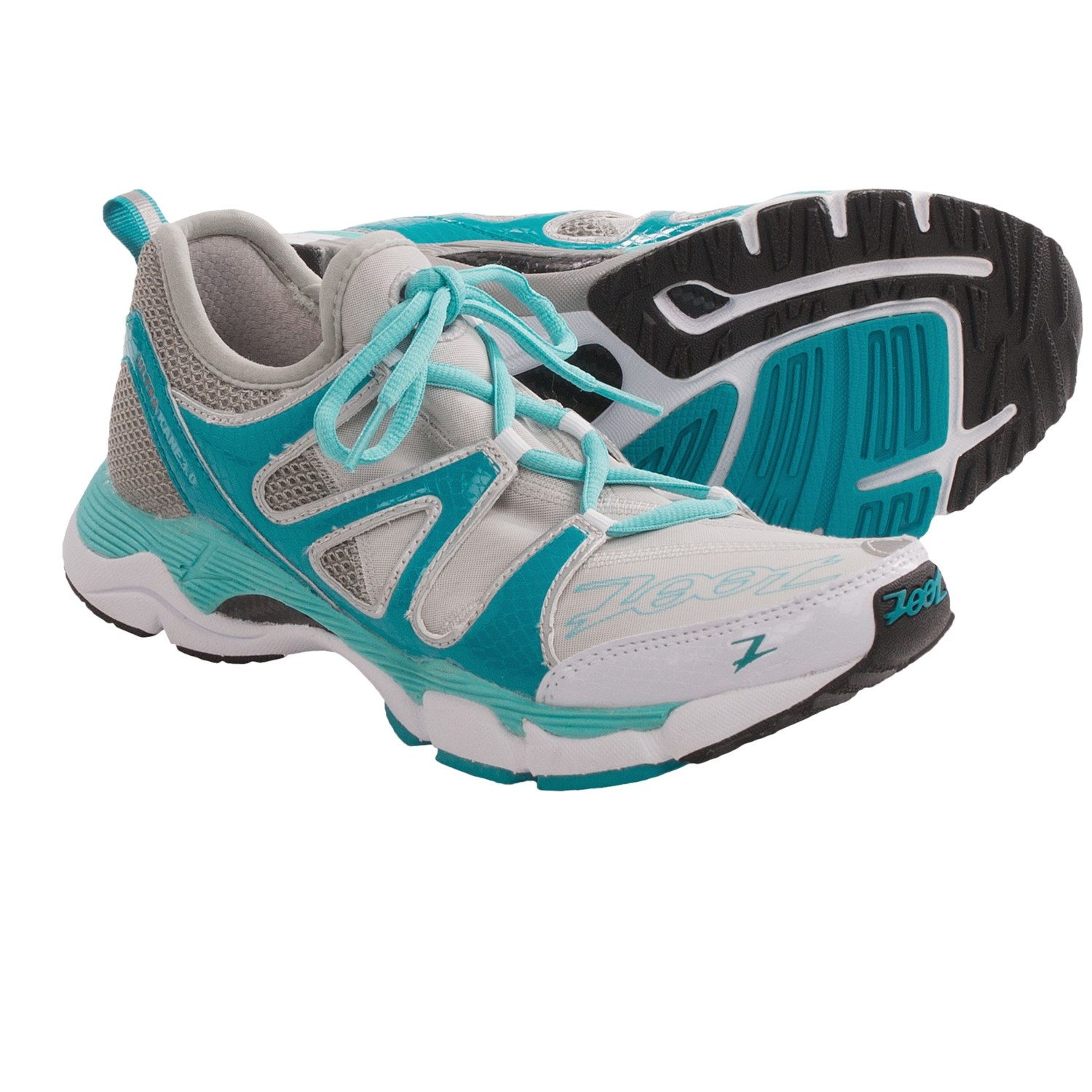 Zoot Sports Ultra Kane 3.0 Running Shoes (For Women) in Light Grey