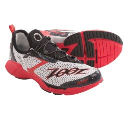 Zoot Sports Ultra Ovwa Running Shoes (For Men) in White/Zoot Red/Black