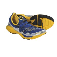 Zoot Sports Ultra Race 3.0 Tri Running Shoes (For Men) in Classic Blue/Silver/Pure Yellow - Closeouts