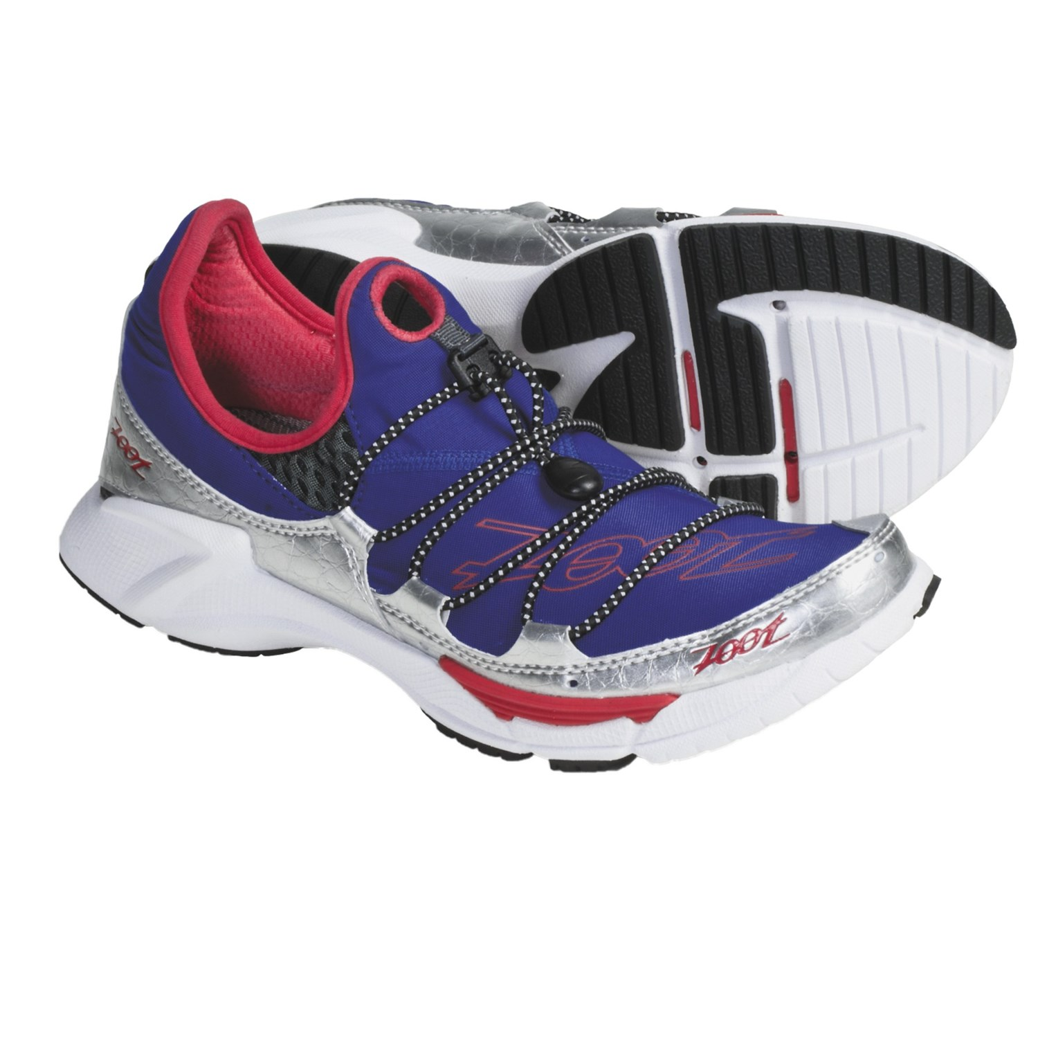 Race 3.0 Tri Running Shoes (For Women) in Indigo/Silver/Virtual Pink