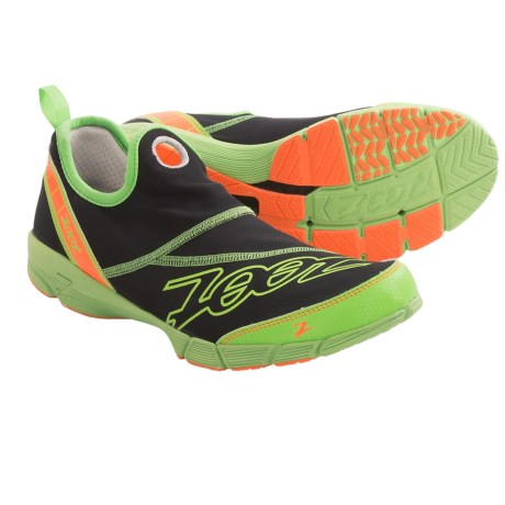Zoot Sports Ultra Speed 3.0 Classic Running Shoes (For Men) in Blk/Green Flash/Blaze