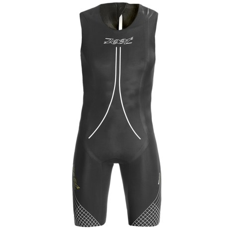 Zoot Sports Ultra SpeedZoot - UPF 50+, Sleeveless (For Men) in Black
