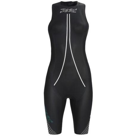 Zoot Sports Ultra Speedzoot - UPF 50+, Sleeveless (For Women) in Black