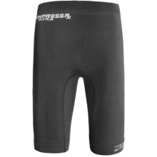 Zoot Sports ULTRA Thermal CompressRX Shorts - UPF 50+ (For Men and Women) in Black - Closeouts