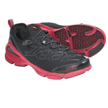 Zoot Sports Ultra TT 5.0 Running Shoes (For Men) in Black/Zoot Red/Silver - Closeouts