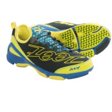 Zoot Sports Ultra TT 5.0 Running Shoes (For Men) in Grey/Zoot Blue/Volt - Closeouts