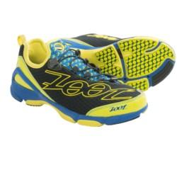 Zoot Sports Ultra TT 5.0 Running Shoes (For Men) in Grey/Zoot Blue/Volt