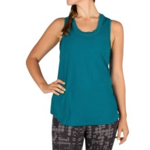 Zuala Balance Tank Top (For Women) in Ink Blue - Closeouts