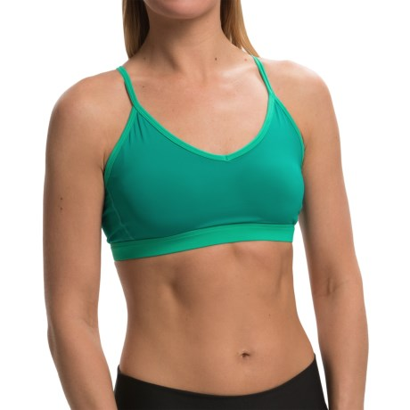 Zuala Fitness Epic Sports Bra Low Impact For Women
