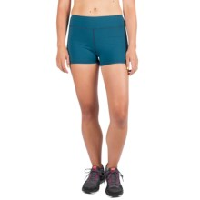 Zuala Sunrise Shorts (For Women) in Ink Blue - Closeouts
