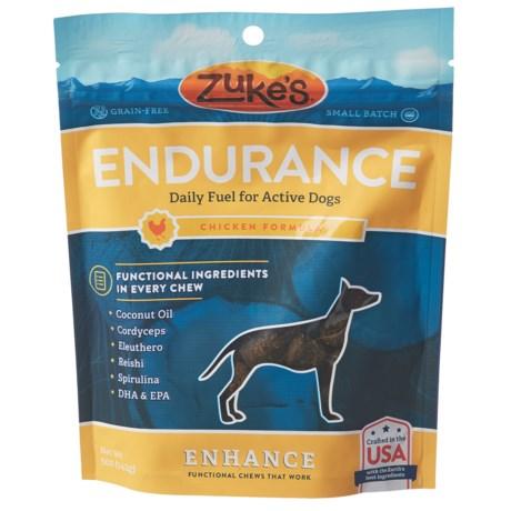 Zuke's Enhance Endurance Chicken Formula Dog Treats - 5 oz. in See Photo