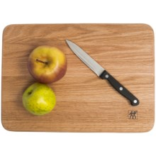 "Zwilling J.A. Henckels Holm Oak Cutting Board - 14x10"" in See Photo - Closeouts"