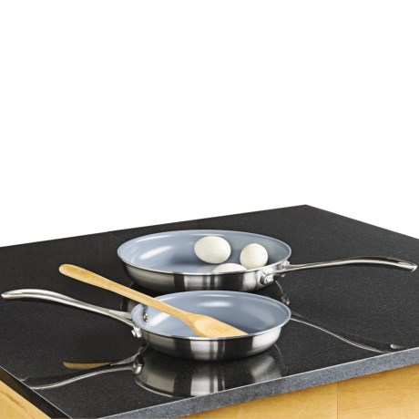 Zwilling J.A. Henckels Spirit Fry Pan Combo Set - 2-Piece in See Photo