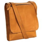 Latico Basics North-South Laptop Bag - Vaquetta Leather